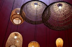 Ceiling Lamps Royalty Free Stock Image