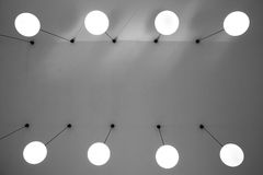 Ceiling Lamps Stock Photos