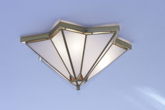 Ceiling light Royalty Free Stock Photo