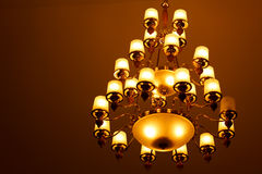 Ceiling light Royalty Free Stock Image
