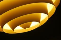 Ceiling Light Fitting Stock Photo