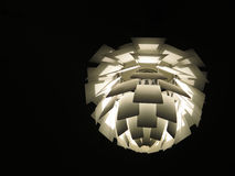 Ceiling light shade Royalty Free Stock Image
