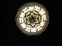 Ceiling light shade Stock Photo