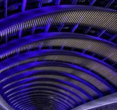 Ceiling. Light at UTC Stock Photos