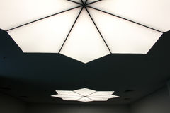 Ceiling lighting Royalty Free Stock Images