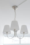 Ceiling lights modern Royalty Free Stock Photo