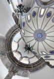 Ceiling at Little Hagia Sophia (Istanbul) Stock Photo