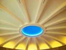 Ceiling of lobby Stock Photos