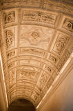 Ceiling in Louvre Royalty Free Stock Images