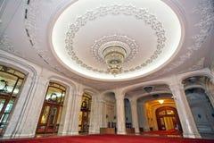 ceiling luxurious palace στοκ εικόνες