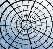 The ceiling of a mall Royalty Free Stock Photography