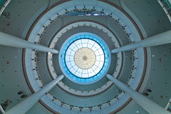 The ceiling of a mall Stock Images