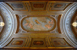 Ceiling of McGraw Rotunda, New York Public Library Royalty Free Stock Photo