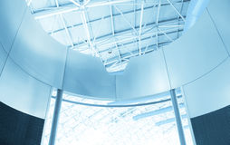 The ceiling of modern architecture Royalty Free Stock Photography