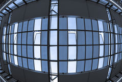 Ceiling of a modern Building Royalty Free Stock Photo