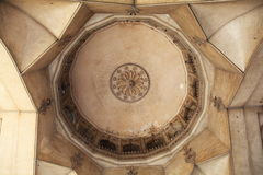 Ceiling of mosque Royalty Free Stock Photos