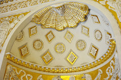 Ceiling museum Royalty Free Stock Photography