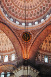 Ceiling of New Mosque, Istanbul Stock Photography