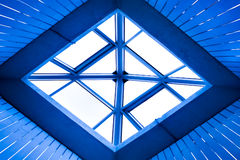 Ceiling in office Stock Images