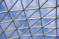 Ceiling in office building Royalty Free Stock Photos