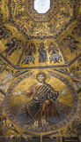 Ceiling painting of the Baptistery of San Giovanni. Florence Royalty Free Stock Images