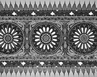 Ceiling of palace Stock Image