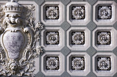 Ceiling panels Royalty Free Stock Photos