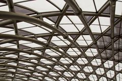 Ceiling pattern Royalty Free Stock Photography