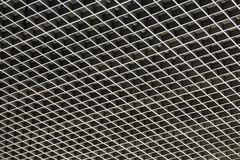 Ceiling Pattern. Design of ceiling in building Royalty Free Stock Images