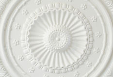 Ceiling plate stock images