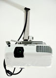 Ceiling projector Royalty Free Stock Photo