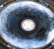 Ceiling - Rome, Italy. Stock Images