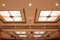 Ceiling room Stock Images