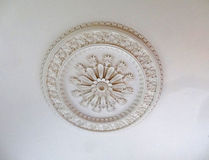 Ceiling Rosette Royalty Free Stock Photography