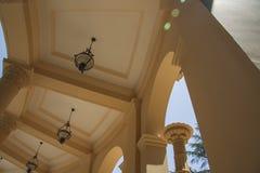 Ceiling of rotonda Royalty Free Stock Photo