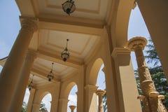 Ceiling of rotonda Royalty Free Stock Photos