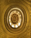 Ceiling of Saint Peter's Basilica, Rome. Royalty Free Stock Photography