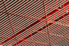 Ceiling structure royalty free stock images