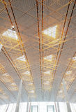 Ceiling structure Stock Image