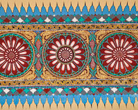 Ceiling of Thirumalai palace Stock Photos