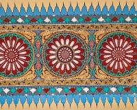 Ceiling of Thirumalai palace Stock Photos