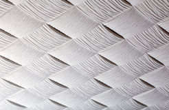 Ceiling tiles in the ceiling. Royalty Free Stock Images