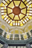 Ceiling of Tokyo train station Royalty Free Stock Photo