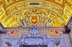 Vatican Museum Stock Photo