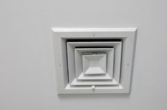 Ceiling Vent Royalty Free Stock Photography