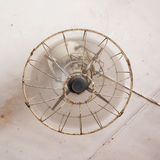 Ceiling vintage fan Royalty Free Stock Images