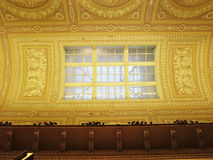 Ceiling with window Stock Images