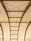 Ceilings. Close up view at ceilings stock images
