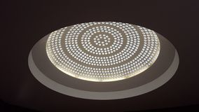 Ceilings at Eltham& x27;s Palace in London, UK. Ceilings elthams palace london art architecture royalty free stock photography