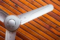 Ceilling fan Arkivfoto